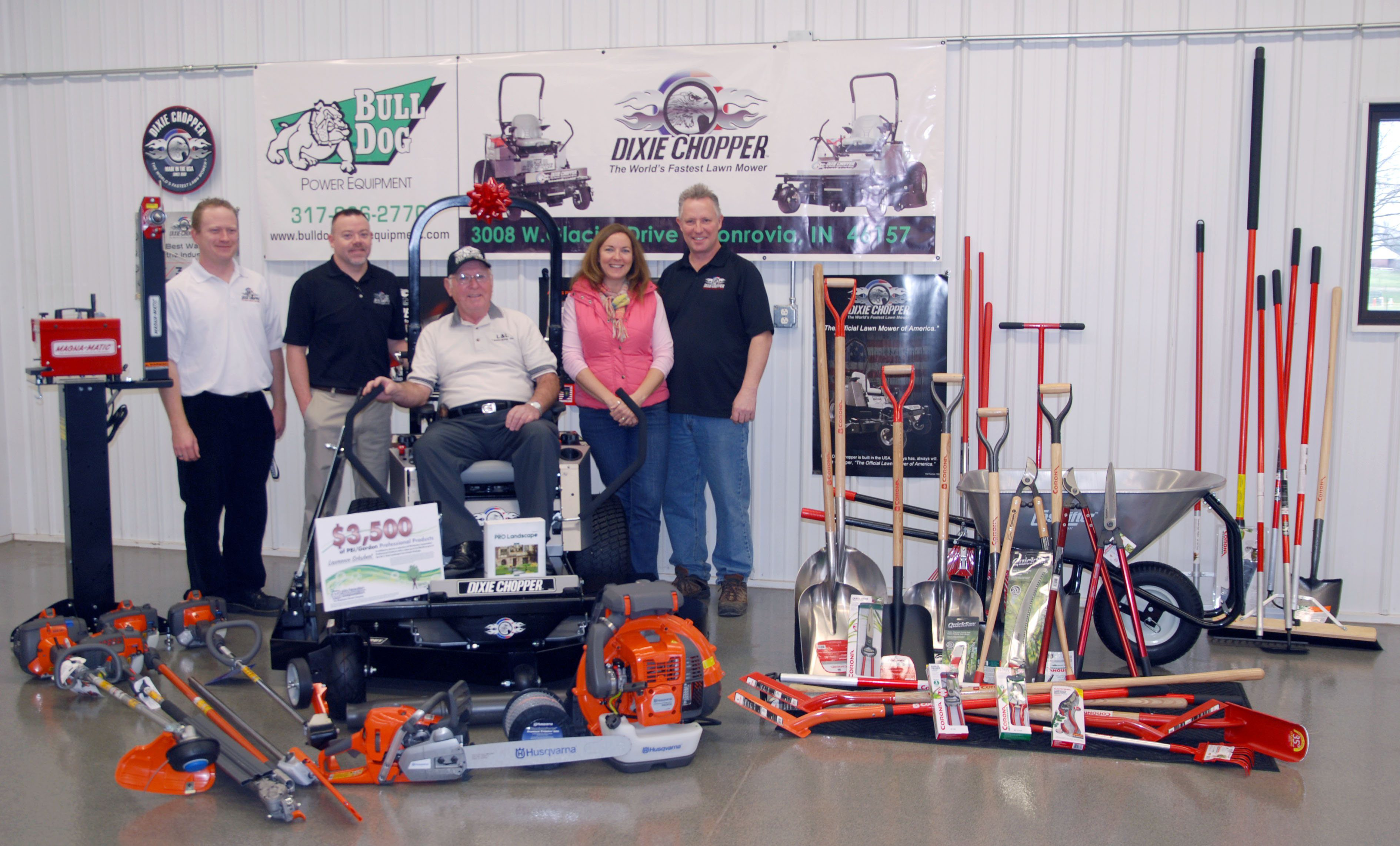 Indiana Landscaping Company Wins Landscaper S Dream Package