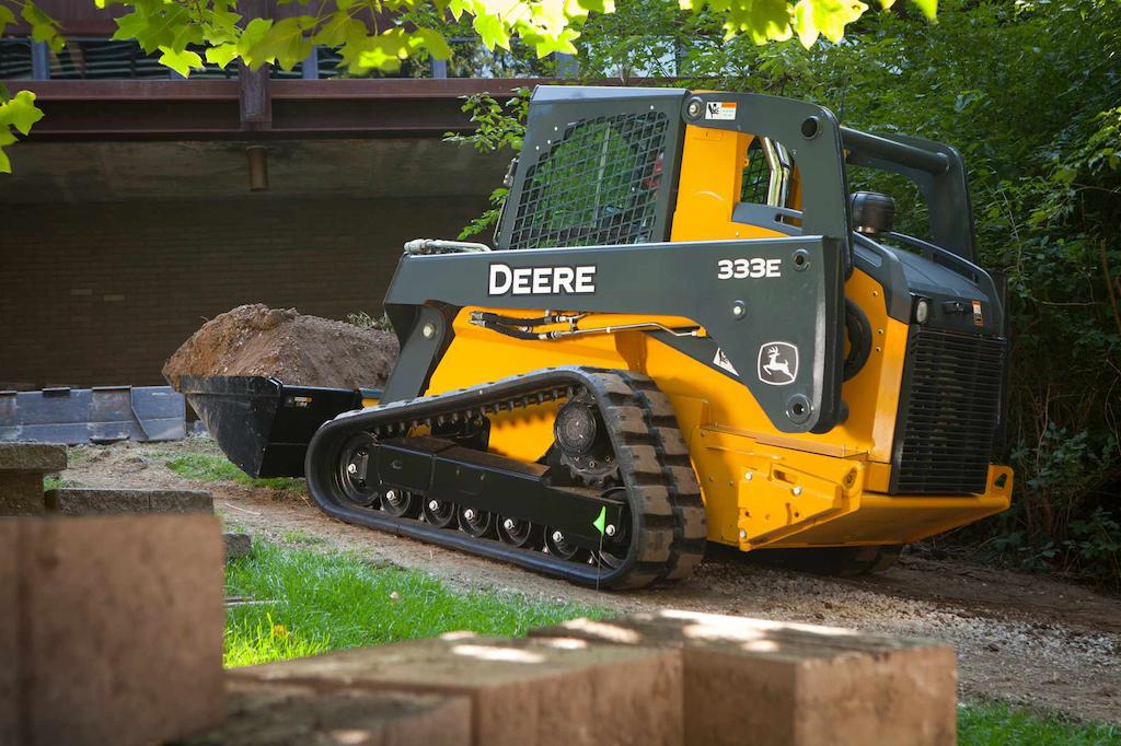 John Deere Skid Steer >> John Deere Releases E Series Skid Steer Ctl Line