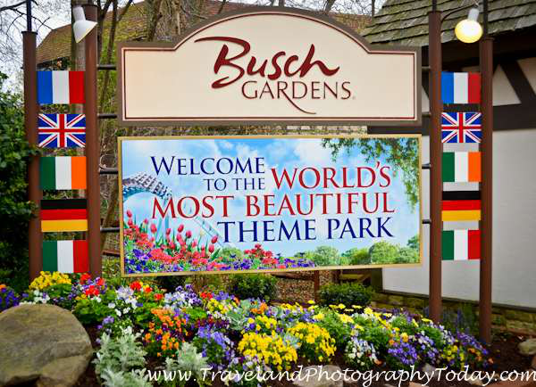 Busch Gardens Williamsburg Announces Landscaping Giveaway