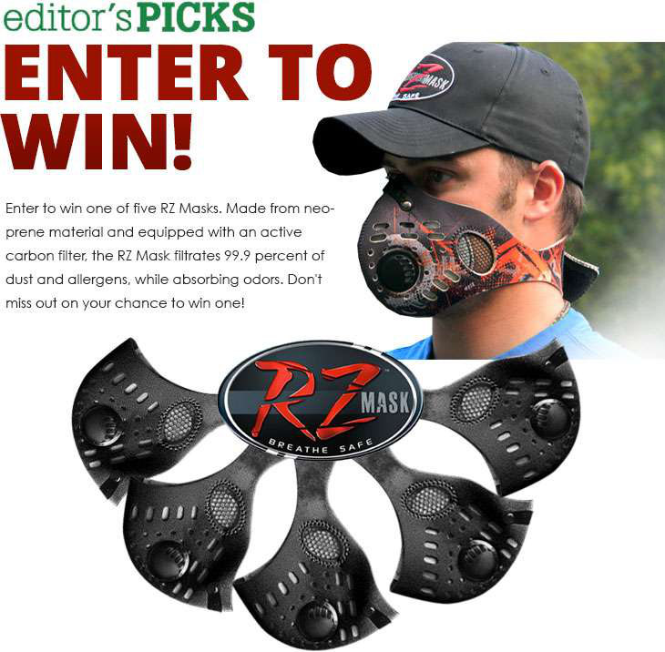 RZ Mask Give-away