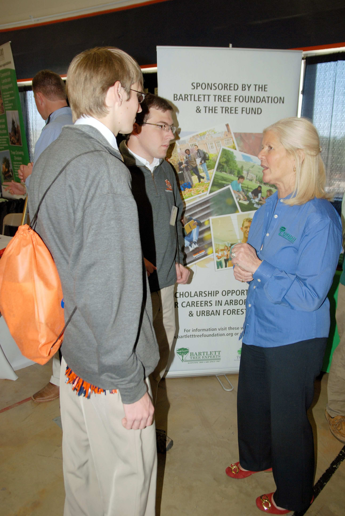 Students Compete at National Collegiate Landscape Competition