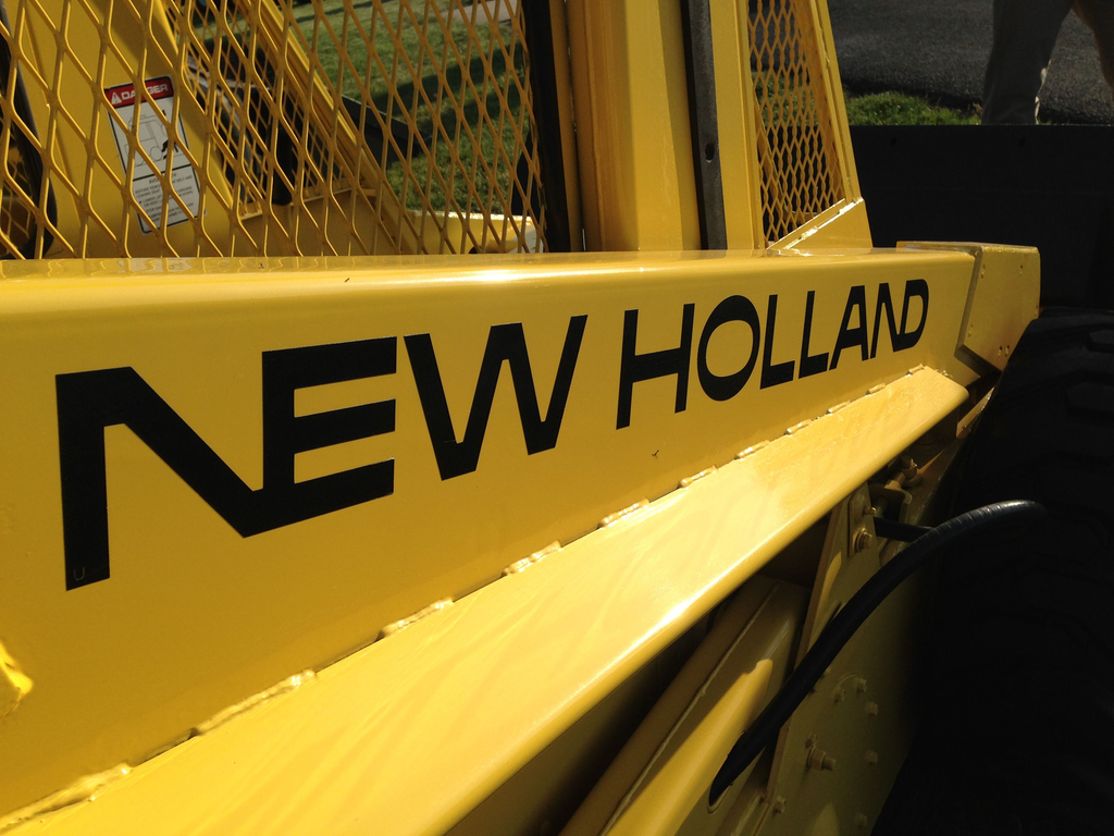New Holland Skid Steers Hit Tier 4