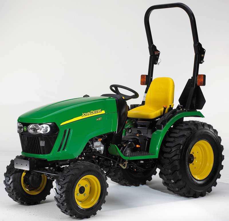 John Deere Recalls 19 Compact Utility Tractor Models