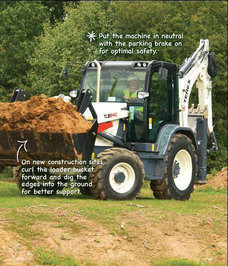 Equipment matters: How to master the backhoe
