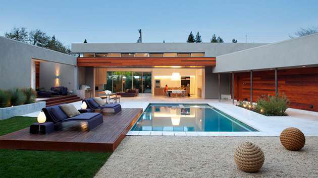 How To Hardscape Modern Homes
