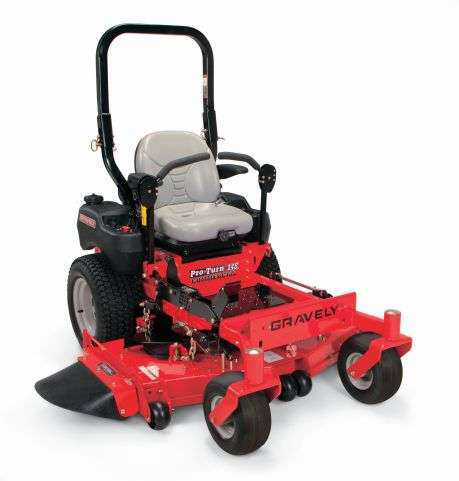 Six Winners Take Home Gravely Equipment from GIE+EXPO