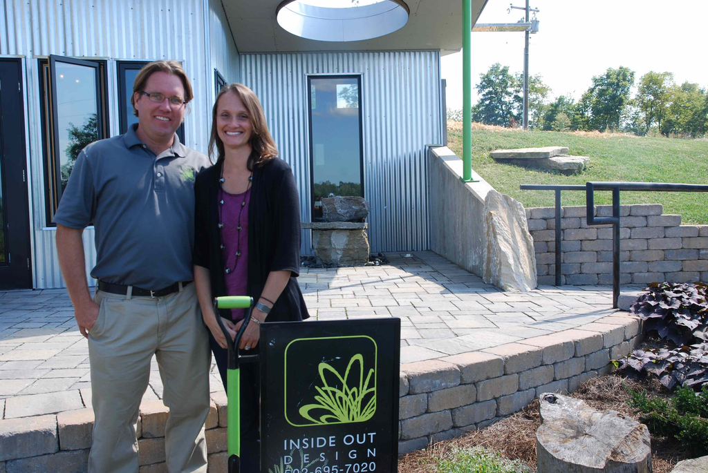 Inside Out Design Named 2014 Landscaper of the Year
