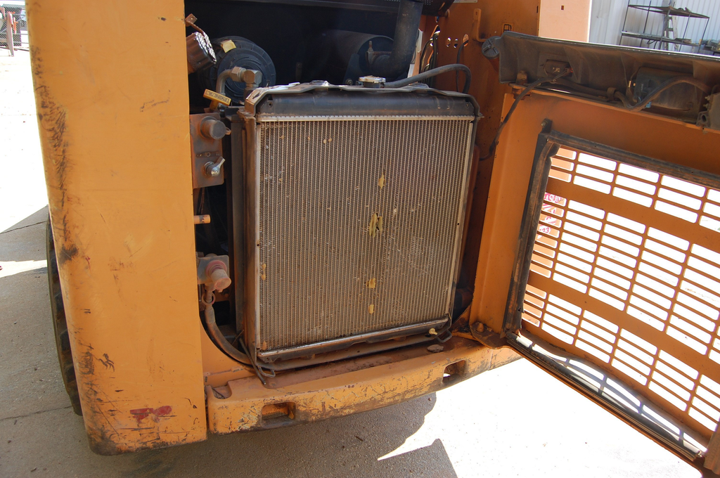 How To Inspect a Used Skid Steer