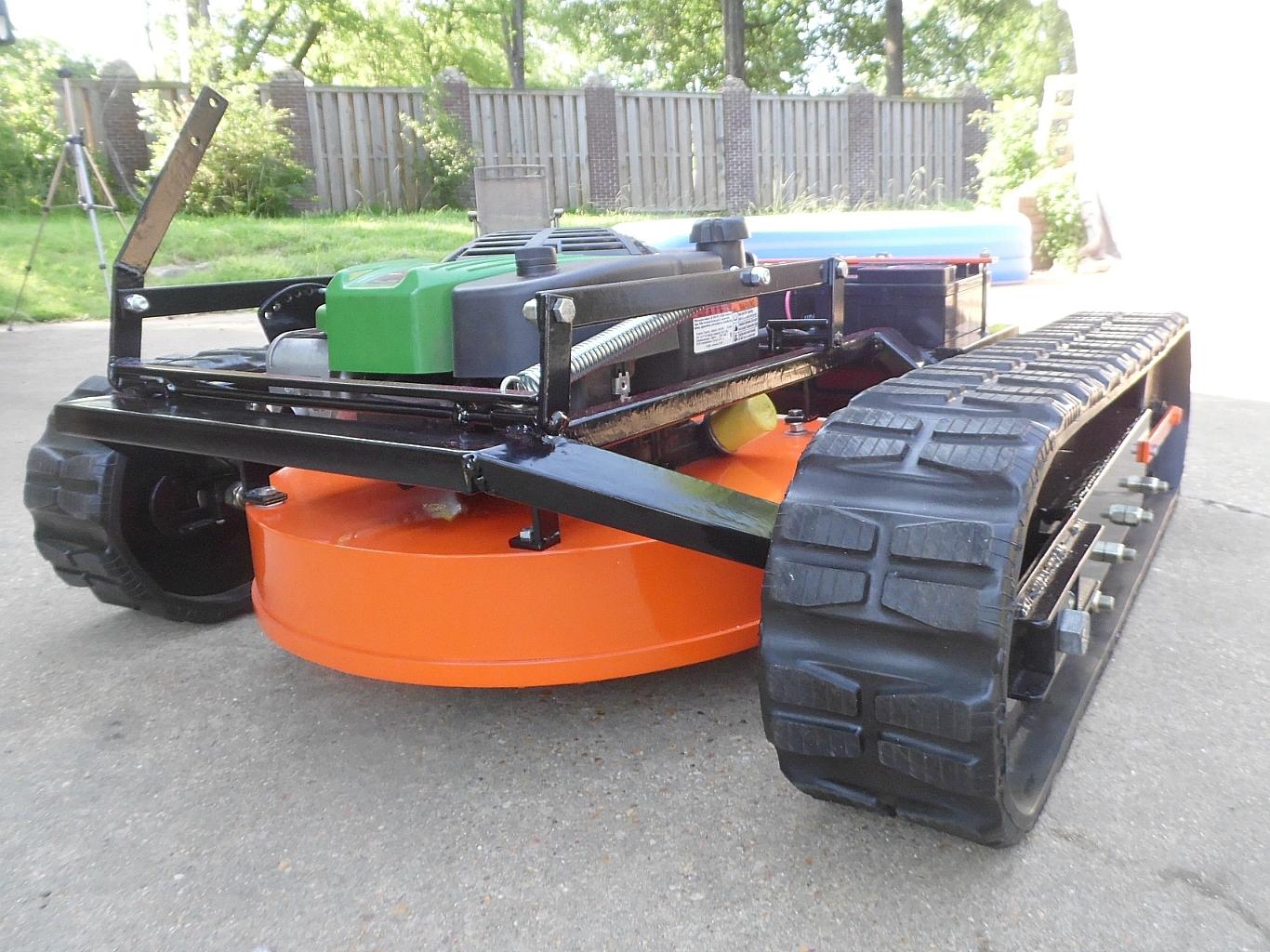 Are Robotic Lawn Mowers The Future