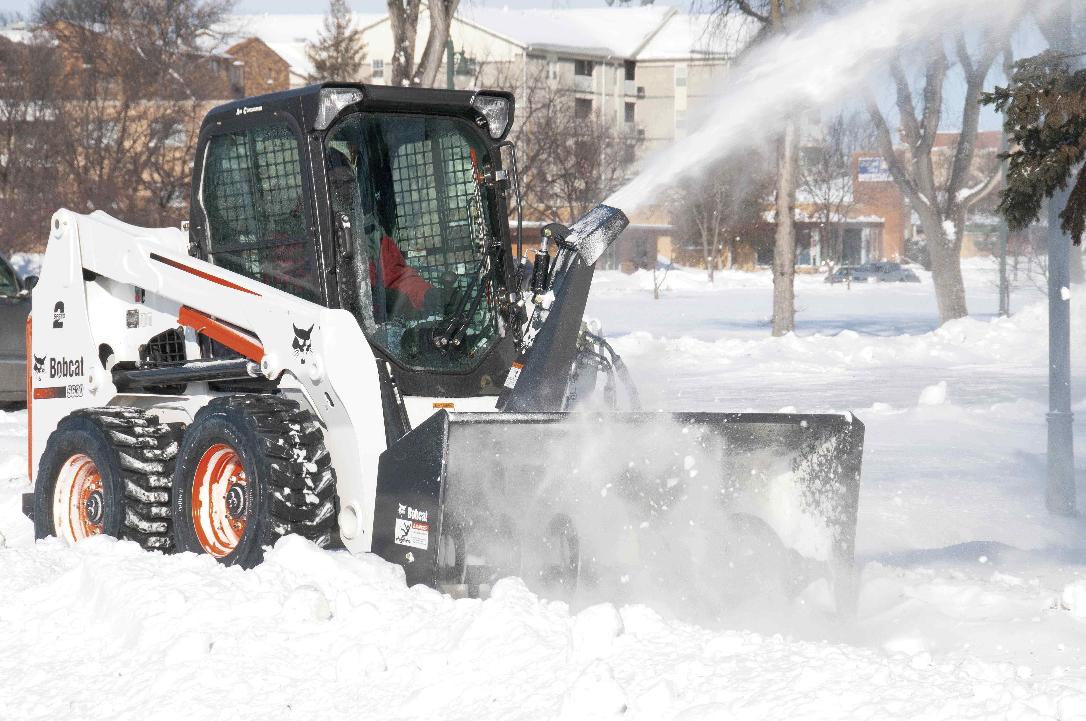 Bobcat Launches Tier 4 600 Frame Size Skid Steers Ctls