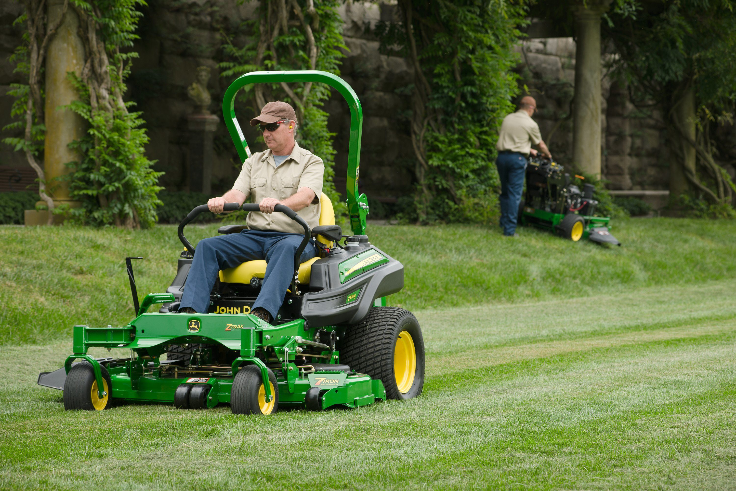 How to reduce mower downtime for Garden lawn maintenance