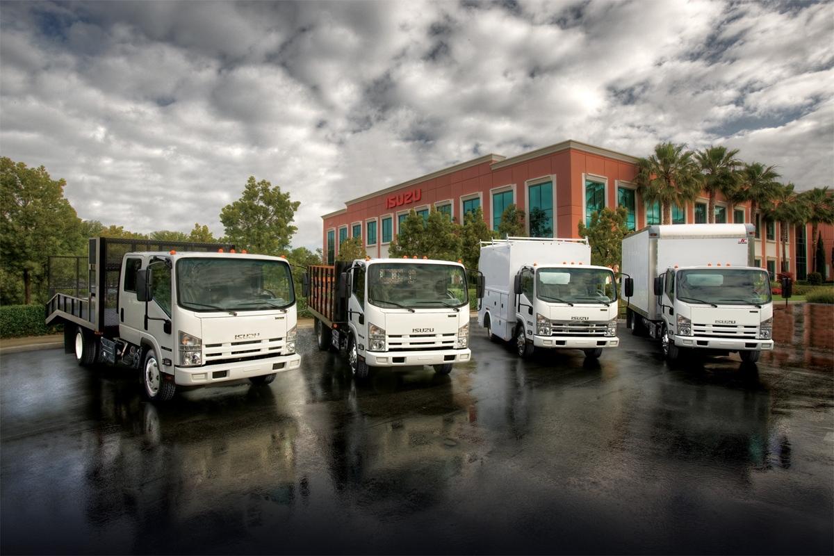 Isuzu Commercial Truck Of America Is Celebrating 30 Years Of Isuzu Trucks  In The U.S. Market.