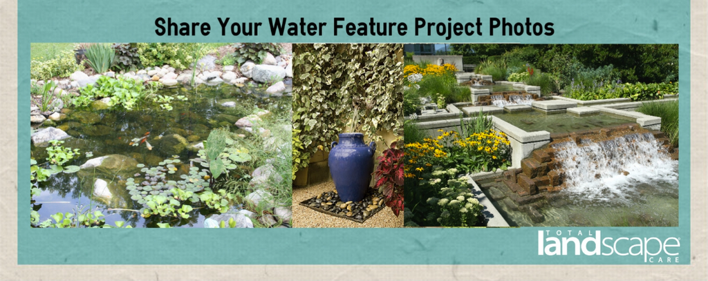 Turn Water Features Into Free Publicity