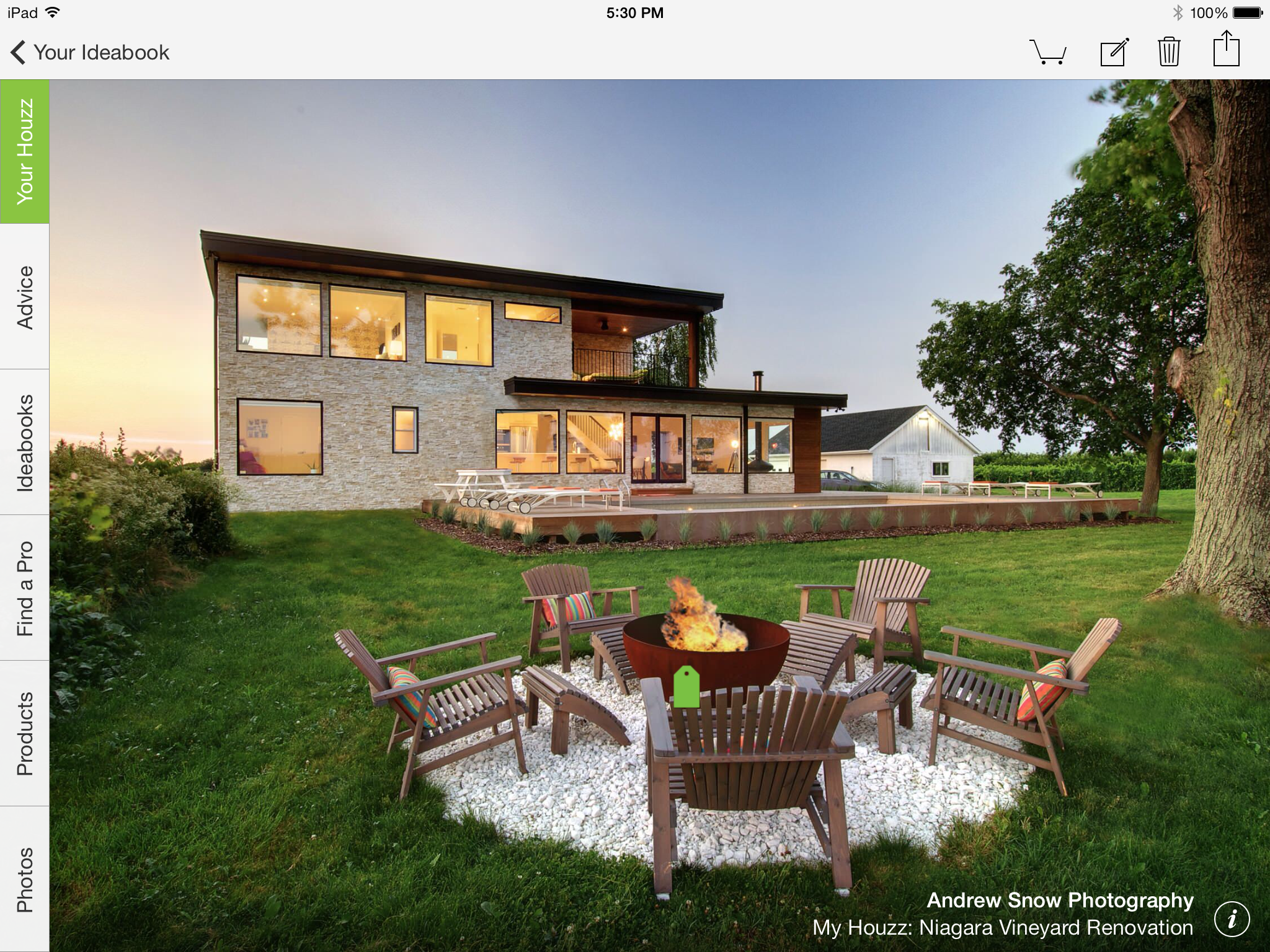 Houzz study shows clients want more for Houzz it