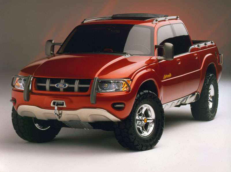 In 1996 Four Door Pickups Were A Rarity Which Is Why Ford S Mid