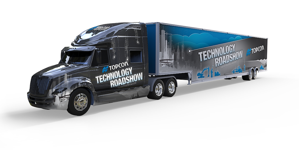 Get Latest Technology Trends with Topcon Technology Roadshow 2014