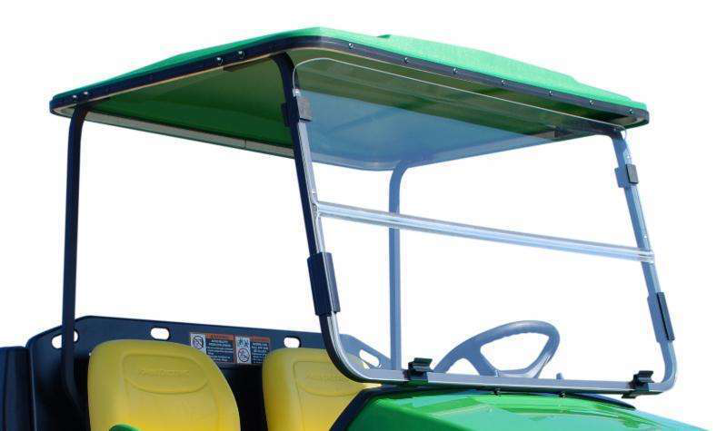 Curtis Industries Offers Canopy Folding Windshield for Select John Deere UTVs  sc 1 st  Total Landscape Care & Curtis Industries Offers Canopy Folding Windshield for Select ...