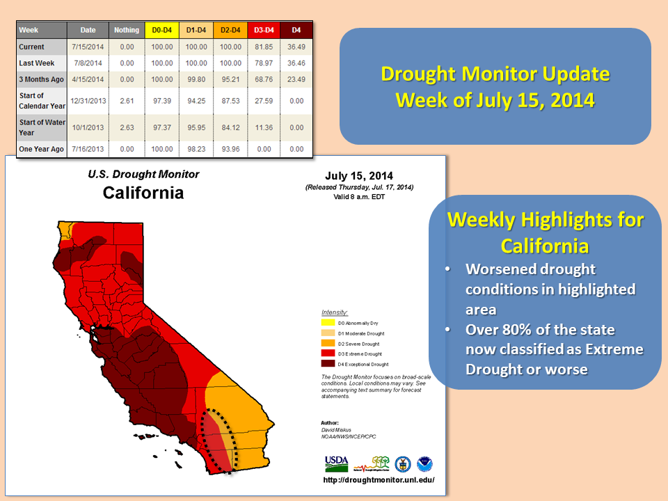 California Agencies Need to Get on Same Page to Deal with Drought