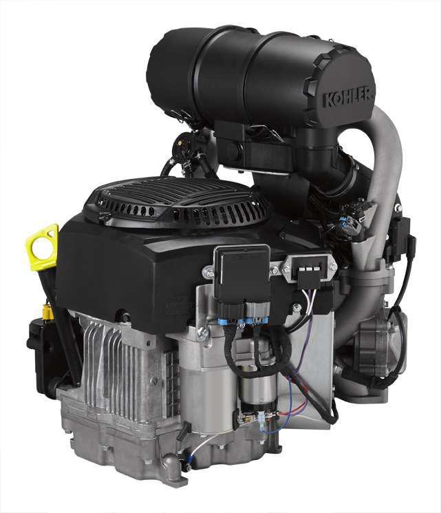 Kohler Releases 824cc Engine to Provide Power, Fuel