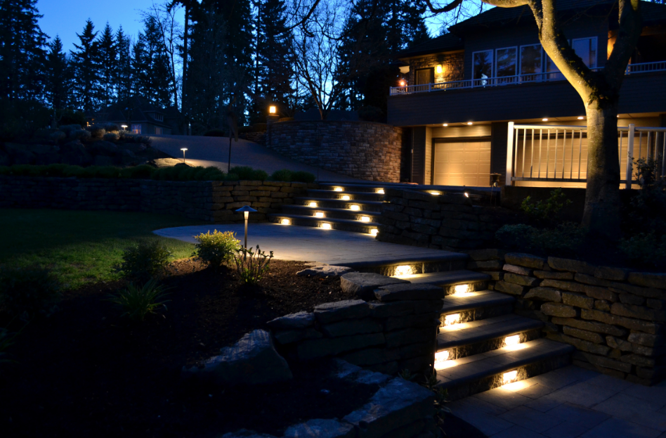 LED Hardscape Lighting  Kichler