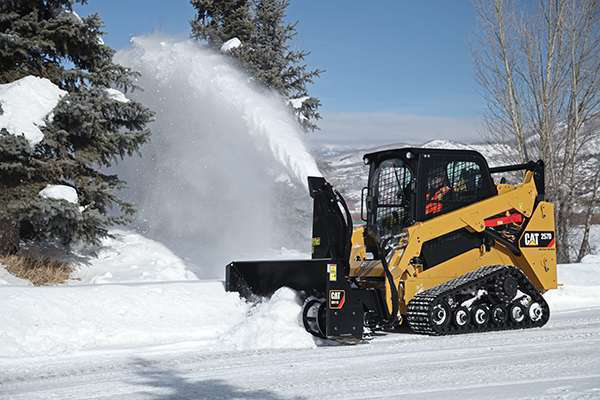 Blower Snow Removal Equipment : Machines to help clear ice snow this season