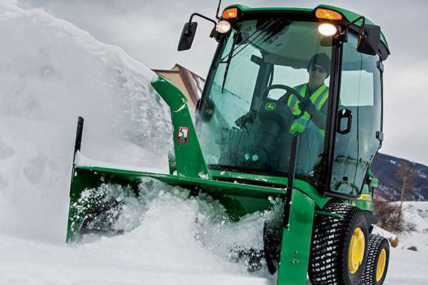 Machines To Help Clear Ice Amp Snow This Season