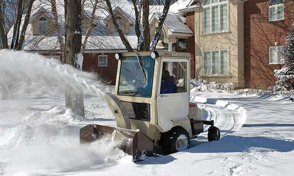 Machines To Help Clear Ice  U0026 Snow This Season