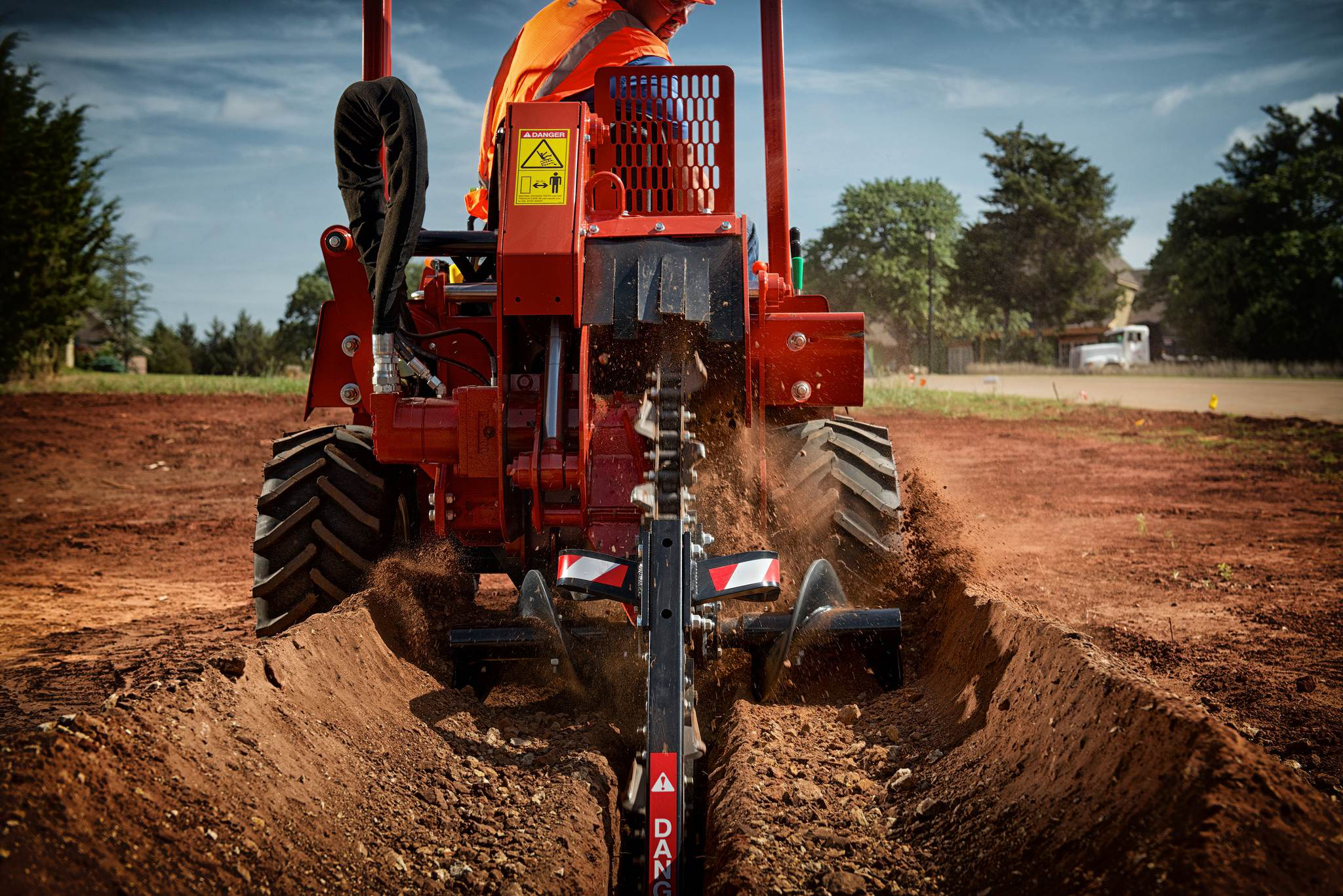 Ditch Witch Upgrades Rt45 Adds More Powerful Tier 4