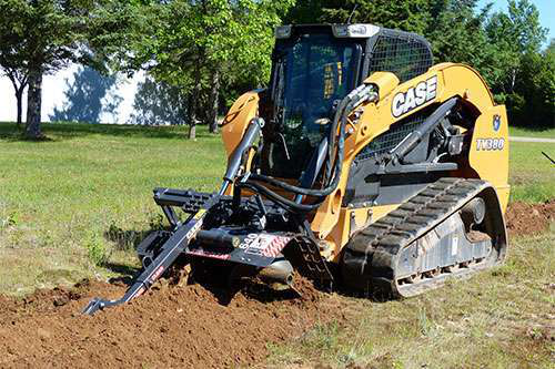 Trenching Machines Working : Ways to dig trenches properly