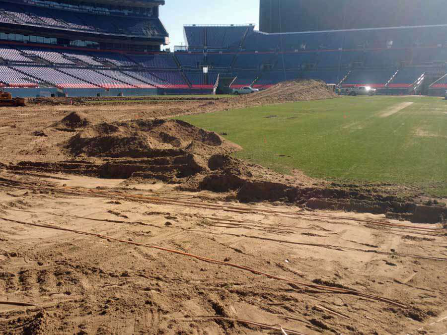 Synthetic grass no more for Denver Broncos' field