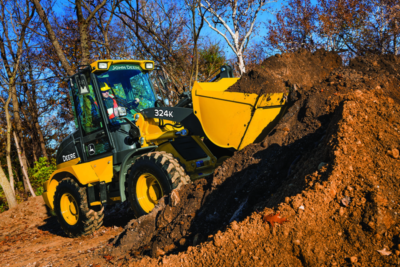 Construction equipment to help start 2015 off right