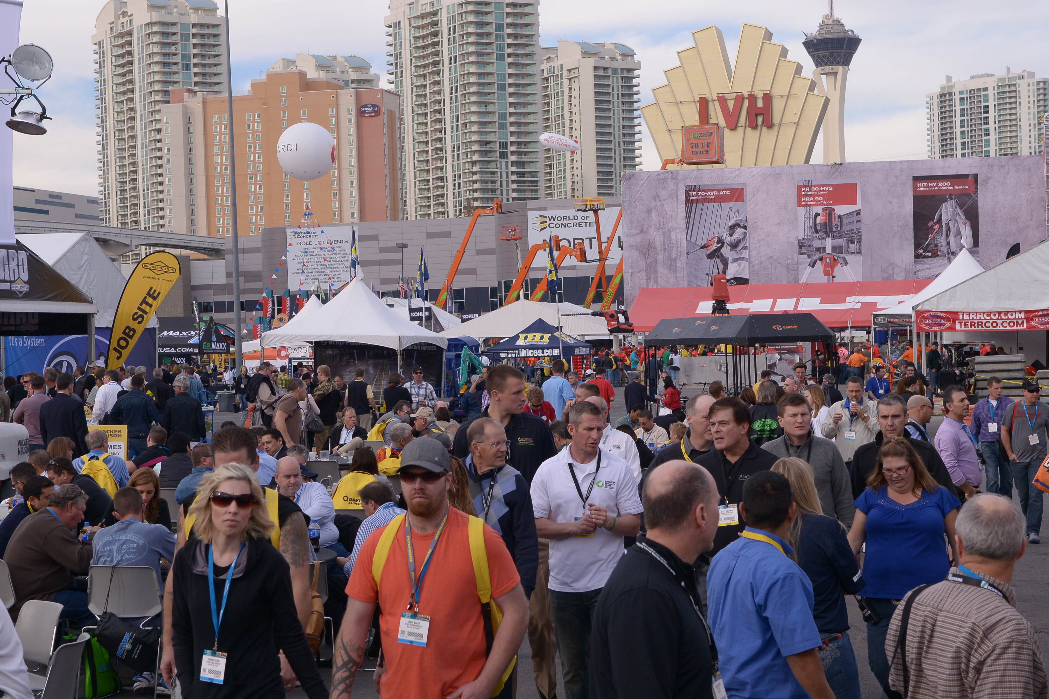 Live From World Of Concrete Get Ready For In Depth