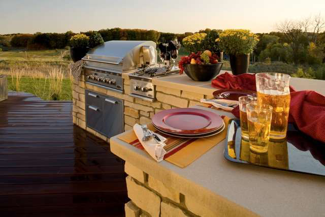 How To Create Fun And Functional Outdoor Kitchens Photos