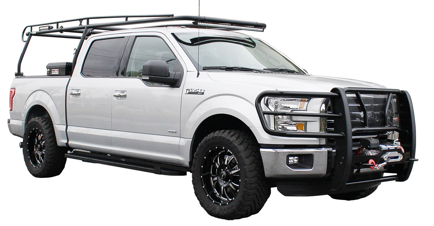 Ford F150 Rack >> Westin's new overhead truck rack fits Ford Supers from 1999 to now