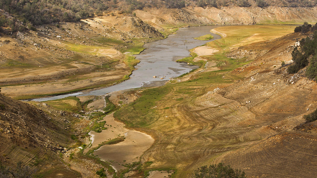 NASA scientist predicts California has one year left of water
