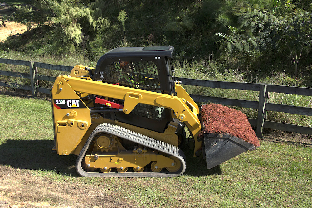 Cat ups the ante with 4 new small-frame skid steers, CTLs