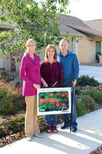 Last year's NBU contest first-place winners were Shelly and Kevin Hynes.
