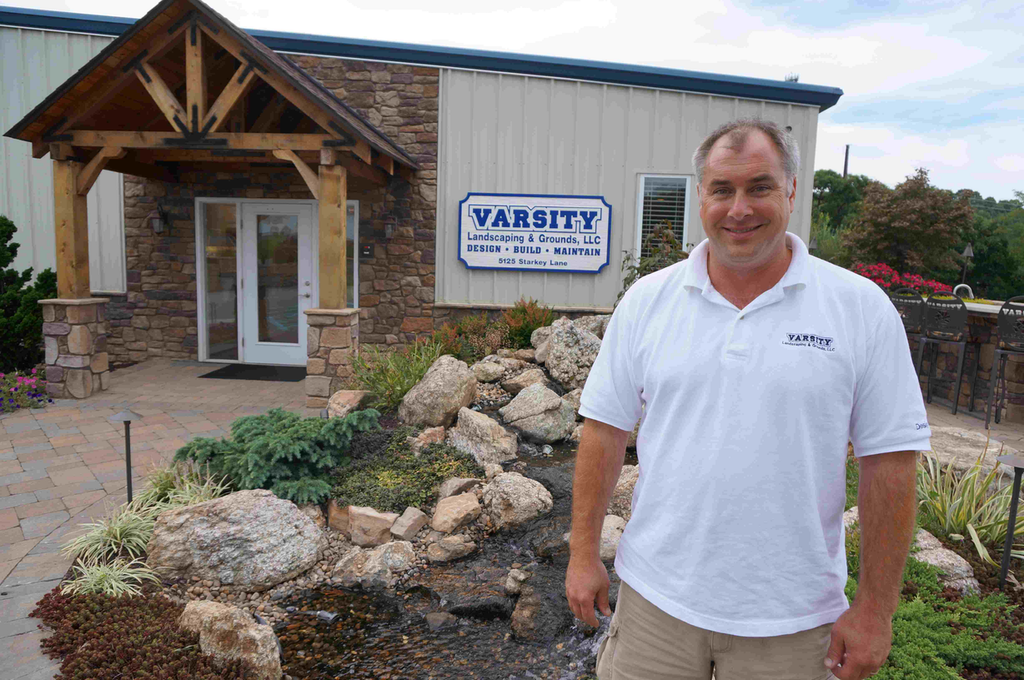 Varsity Landscaping & Grounds sees steady growth through great customer service
