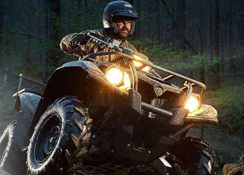 Yamaha rolls out 2016 utility ATVs and side-by-sides