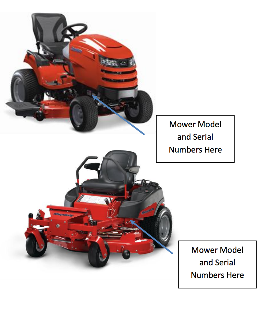 Faulty chute deflector leads to recall of Simplicity mowers