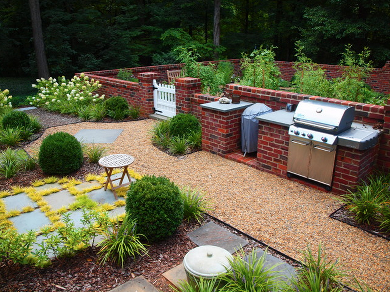 Create Kitchen Garden Help Customers Pondering Outdoor Kitchens Stand Out
