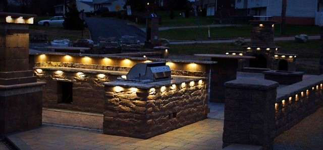 Pavingstone company adds landscape lighting to its lineup