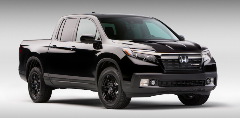 As Promised The 2017 Ridgeline Looks More Like A Real Truck Than Its Predecessor
