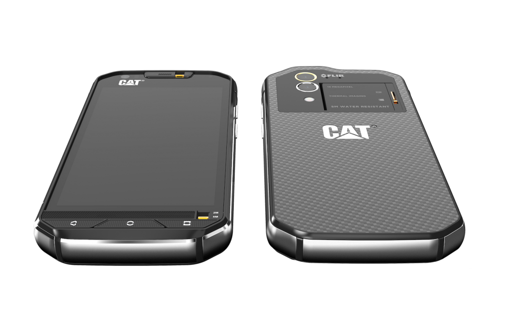 caterpillar 39 s latest phone offers built in thermal camera. Black Bedroom Furniture Sets. Home Design Ideas