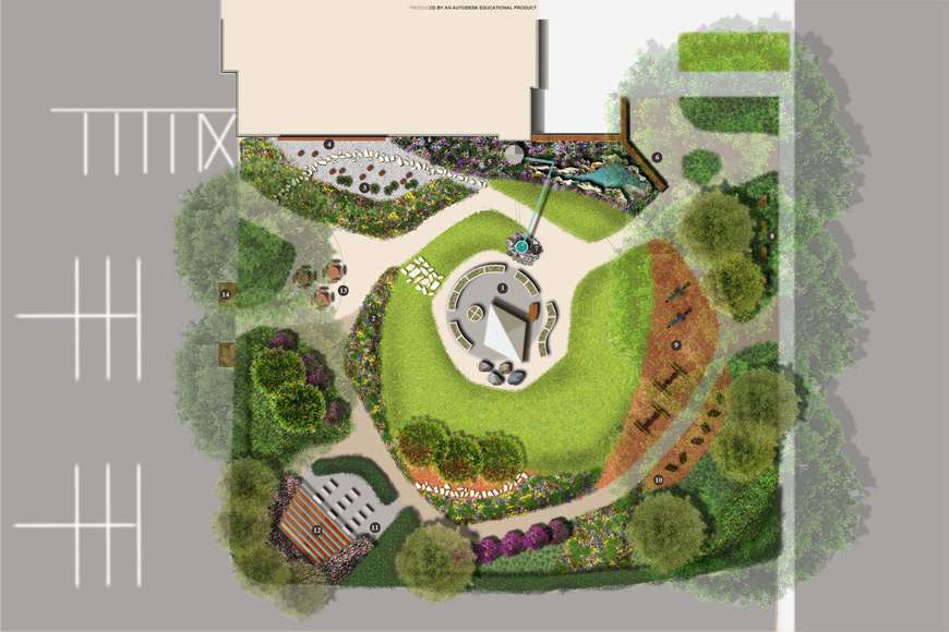 Mississippi state team wins landscape architecture competition for Master of landscape architecture adelaide university