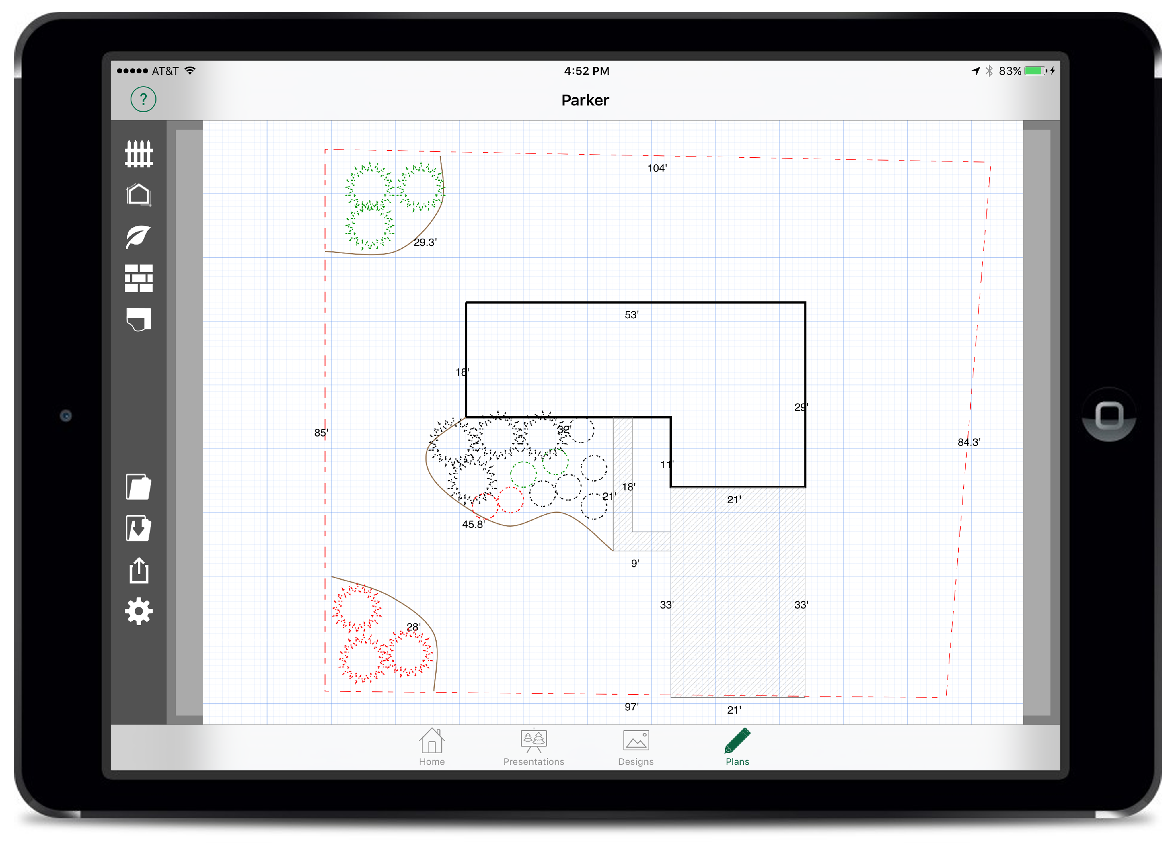 Drafix Software Pro Landscape Introduces Design Cad For Ipad