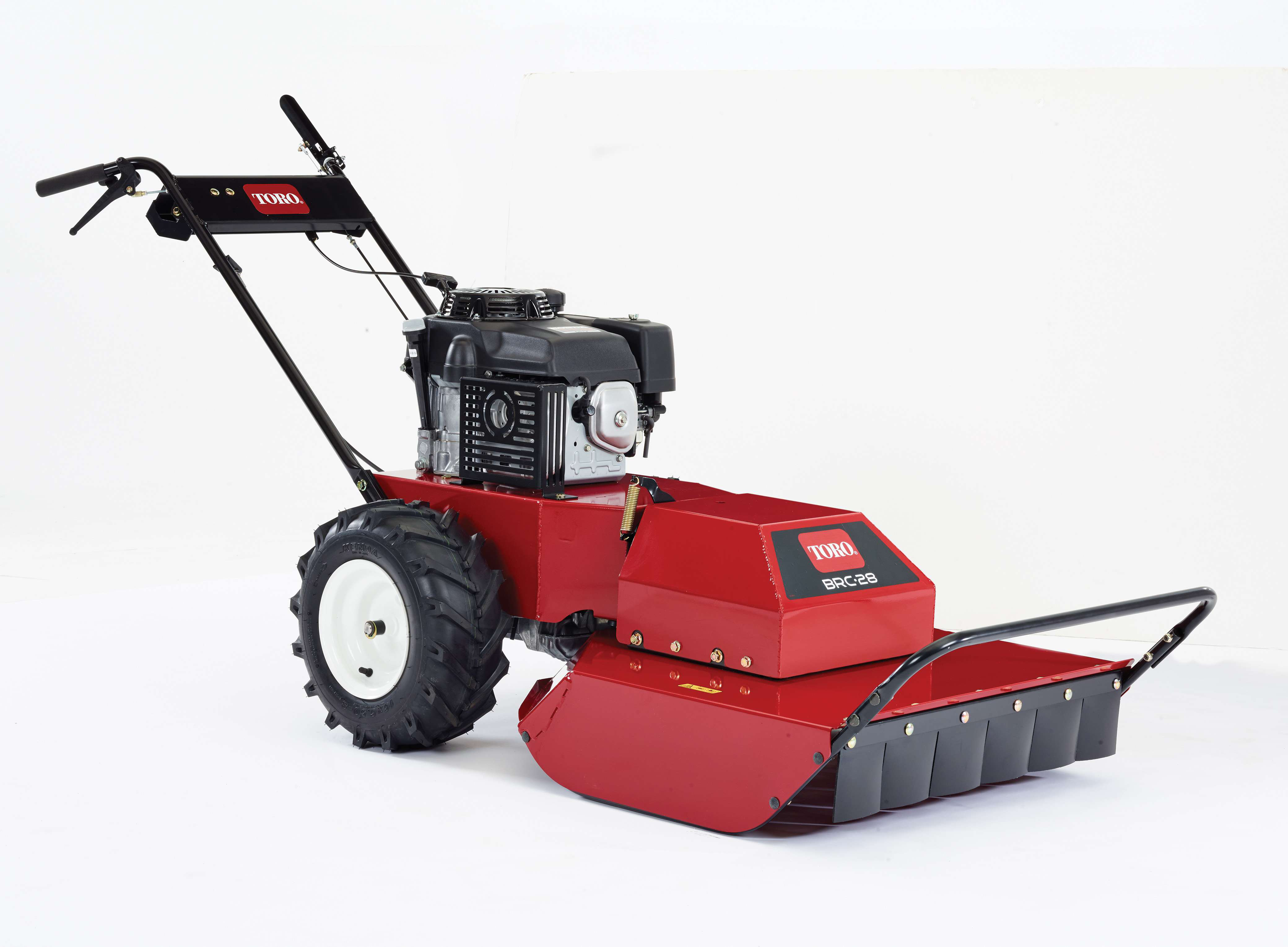 Toro Rotary Mowers : Toro introduces new brush cutter to rental industry lineup