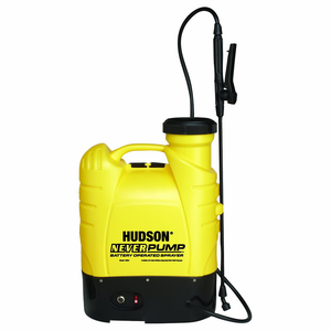 Battery-powered backpack sprayers: Reviewing the options