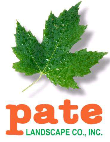 Pate Landscape Logo