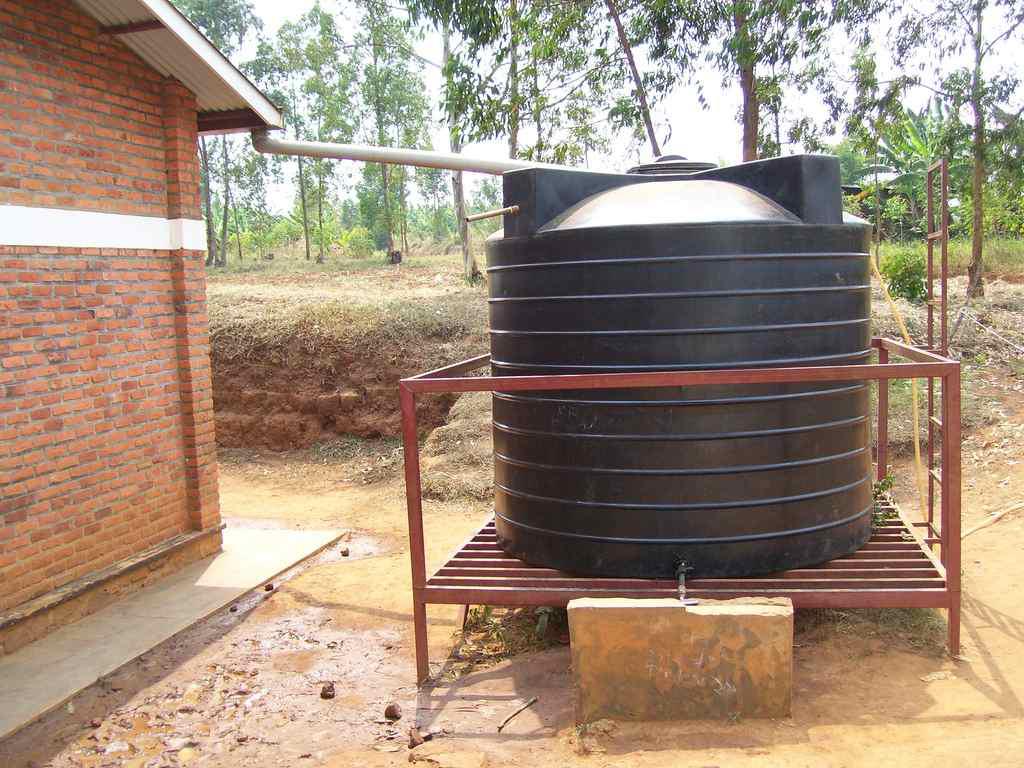 Rainwater Harvesting Drexel University Makes Case For